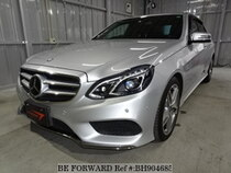 Used 2013 MERCEDES-BENZ E-CLASS BH904685 for Sale for Sale
