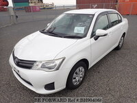 2013 TOYOTA COROLLA AXIO X BUSINESS PACKAGE