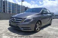 2012 MERCEDES-BENZ B-CLASS B200 AT ABS AIRBAGS HID 2TP