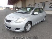 2008 TOYOTA BELTA X L PACKAGE