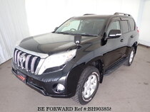 Used 2014 TOYOTA LAND CRUISER PRADO BH903858 for Sale for Sale