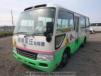 2013 TOYOTA COASTER KIDS BUS