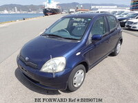 2000 TOYOTA VITZ F D PACKAGE