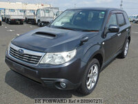 2009 SUBARU FORESTER 2.0XT BLACK LEATHER SELECTION
