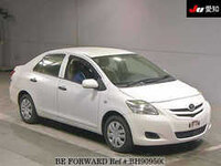 2008 TOYOTA BELTA X BUSINESS B PACKAGE