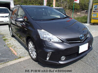 2013 TOYOTA PRIUS ALPHA 1.8 S TOURING SELECTION