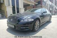 2012 JAGUAR XJ SERIES XJ 5.0L AT ABS D/AB GAS/D SR