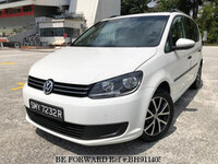 2012 VOLKSWAGEN TOURAN TURBO-SPORTS-7SEATER