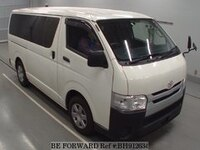 2016 TOYOTA HIACE VAN LONG DX