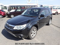 2009 SUBARU FORESTER 2.0XS BLACK LEATHER SELECTION
