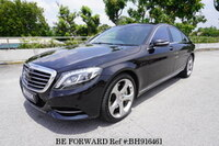 2014 MERCEDES-BENZ S-CLASS S500-LONG-R20-LED-PUSHSTART-NAV