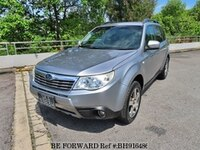 2011 SUBARU FORESTER FORESTER 2.0X AWD 4AT