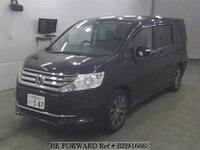 2013 HONDA STEP WGN G E SELECTION
