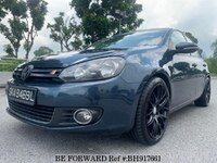 2011 VOLKSWAGEN GOLF NEW GOLF 1.4 TSI