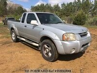 2001 NISSAN FRONTIER  EXTENDED CAB SB