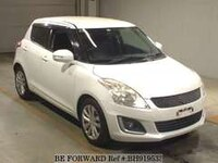 2013 SUZUKI SWIFT XL