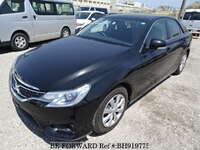 2015 TOYOTA MARK X 250G F PACKAGE