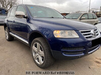 2004 VOLKSWAGEN TOUAREG AUTOMATIC PETROL