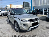 2013 LAND ROVER RANGE ROVER EVOQUE AUTOMATIC PETROL