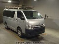 2012 TOYOTA HIACE VAN LONG DX