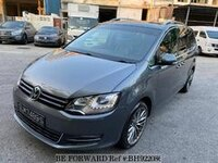 2011 VOLKSWAGEN SHARAN R-LINE-PAN-SR-NAV-7-LEATHER-SEAT