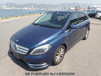 2012 MERCEDES-BENZ B-CLASS B180 BLUE EFFICIENCY