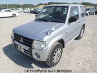 2009 MITSUBISHI PAJERO MINI LIMITED