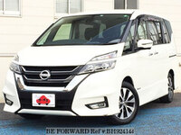 2017 NISSAN SERENA 2.0 HIGHWAY STAR V SELECTION