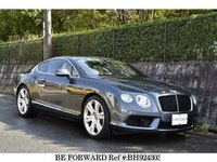 2012 BENTLEY CONTINENTAL GT V8 4WD