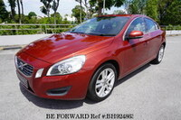 2011 VOLVO S60 2.0T-AT-2WD-PUSHSTART