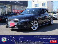 2011 AUDI A4 2.0TFSI QUATTRO S LINE PACKAGE