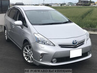 2012 TOYOTA PRIUS ALPHA 1.8 S TOURING SELECTION