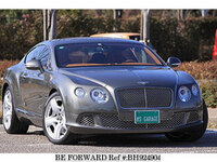 2013 BENTLEY CONTINENTAL GT 6.0 4WD