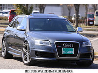 2008 AUDI RS6 5.0 4WD