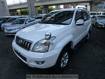 Used 2008 TOYOTA LAND CRUISER PRADO BH925784 for Sale for Sale