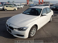 2012 BMW 3 SERIES 320D BLUE PERFORMANCE