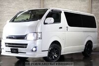 2012 TOYOTA HIACE VAN DT SUPER GL LONG
