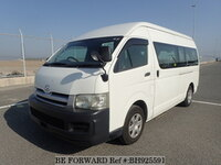 2005 TOYOTA HIACE COMMUTER DX