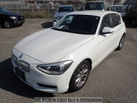 2012 BMW 1 SERIES 116I STYLE