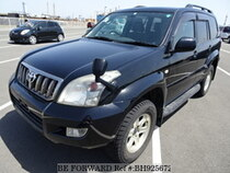 Used 2008 TOYOTA LAND CRUISER PRADO BH925672 for Sale for Sale