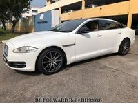 2012 JAGUAR XJ SERIES 5.0L AT ABS D/AB GAS/D SUNROOF