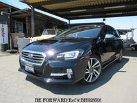 2016 SUBARU LEVORG 1.6 GT-S EYE SIGHT 4WD