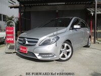 2012 MERCEDES-BENZ B-CLASS BLUE EFFICIENCY SPORTS