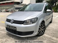 2013 VOLKSWAGEN TOURAN DVD-7SEATER-TURBO