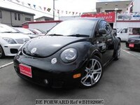 2002 VOLKSWAGEN NEW BEETLE TURBO