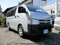 2012 TOYOTA HIACE VAN 2.0 DX LONG