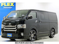2016 TOYOTA HIACE VAN 2.0 SUPER GL DARK PRIME LONG