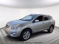 2013 NISSAN ROGUE 4DR