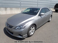 2011 TOYOTA MARK X 250G S PACKAGE RELAX SELECTION