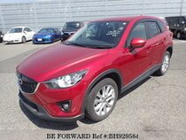 Used 2014 MAZDA CX-5 BH929584 for Sale for Sale